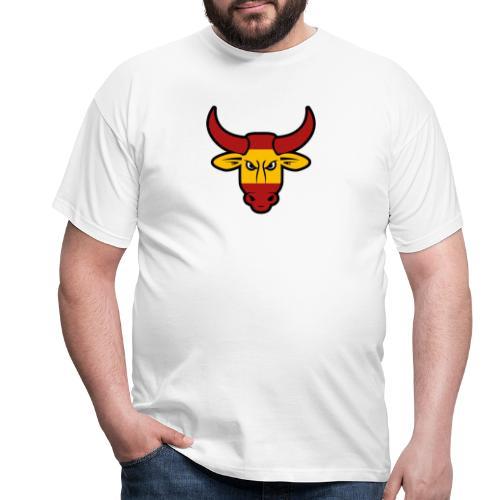 Toro Face - Camiseta hombre