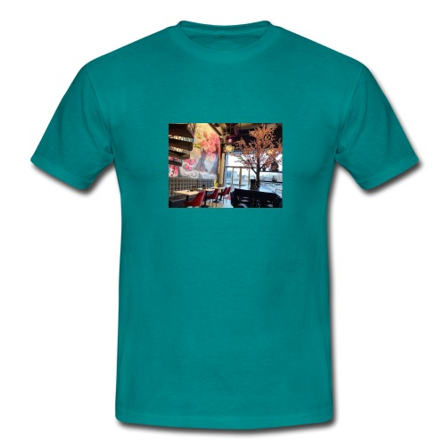 Resturang - T-shirt herr