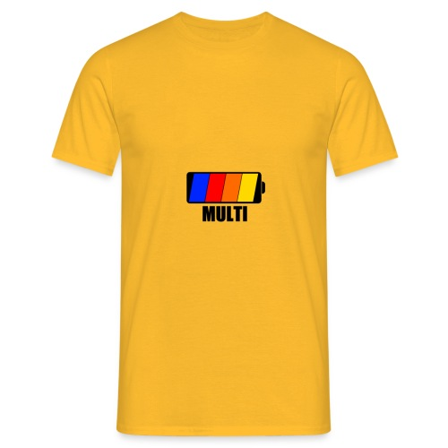 Oluwah-MULTI - Men's T-Shirt