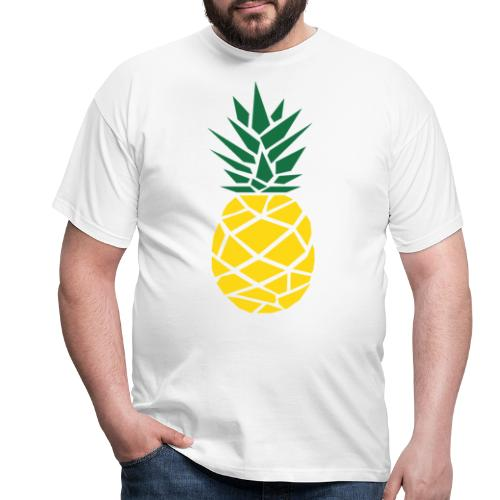Pineapple - Mannen T-shirt