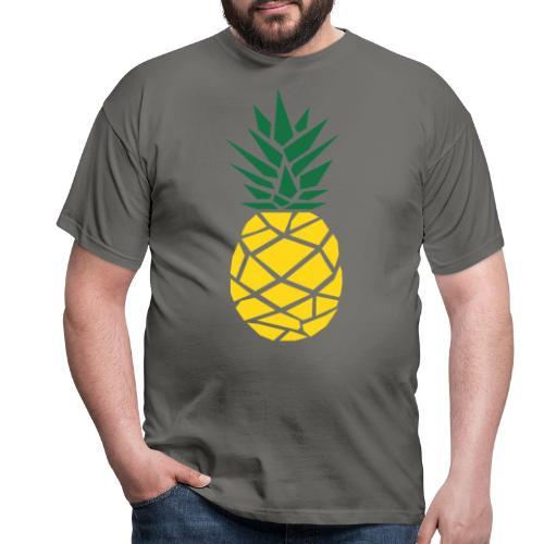 Pineapple - Mannen T-shirt