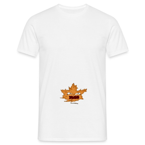 The Evil Leaf - Men's T-Shirt
