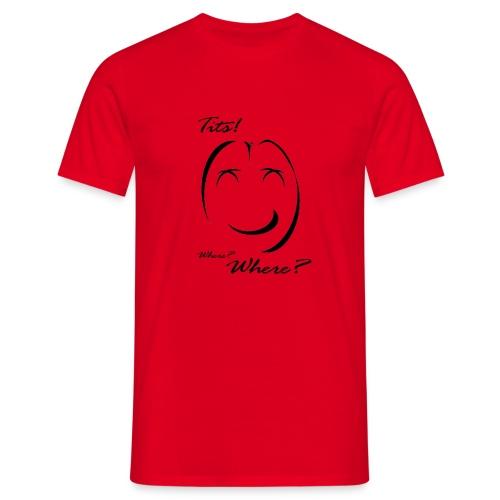 tits - Maglietta da uomo