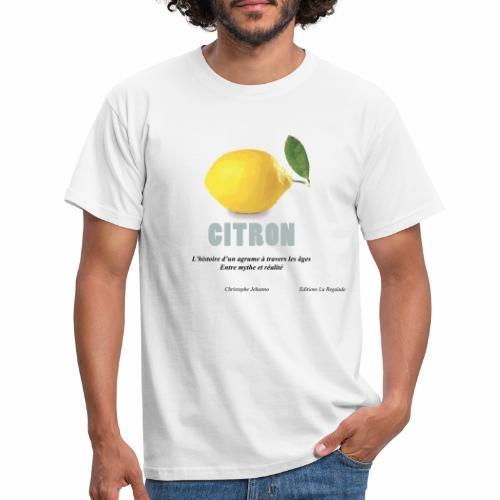 Christophe - T-shirt Homme