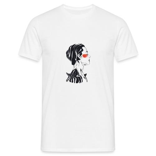 Necked - Mannen T-shirt