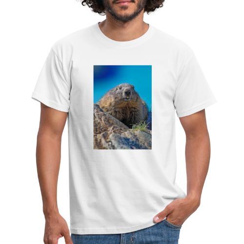 Das Murmeltier - Männer T-Shirt