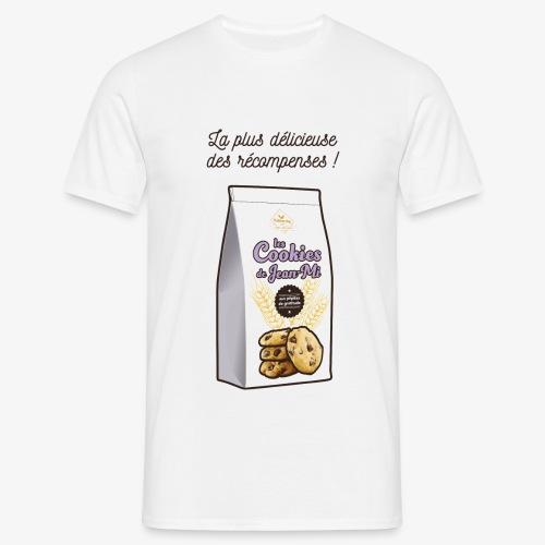 Les Cookies de Jean-Mi - T-shirt Homme