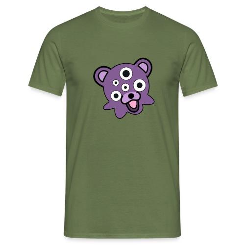 TSJean Bear png - T-shirt Homme