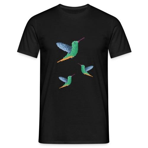 Hummingbird - Group - Men's T-Shirt