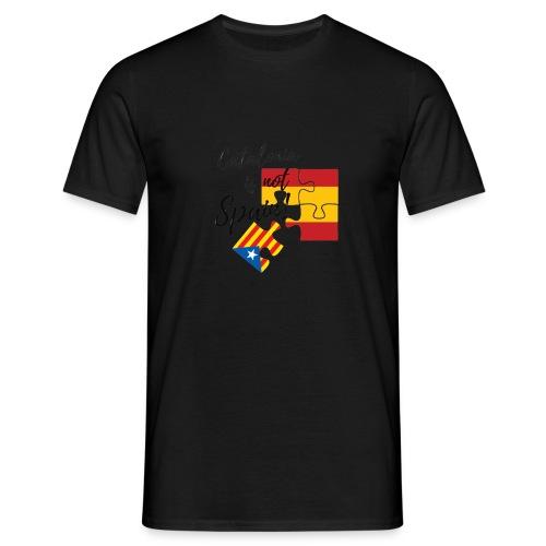 Catalonia is not spain - Camiseta hombre