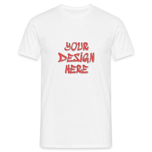textfx - T-shirt herr