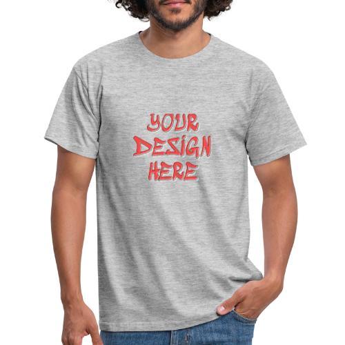 TextFX - Men's T-Shirt