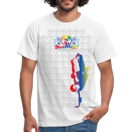 B-Boy Bon Freez - Männer T-Shirt