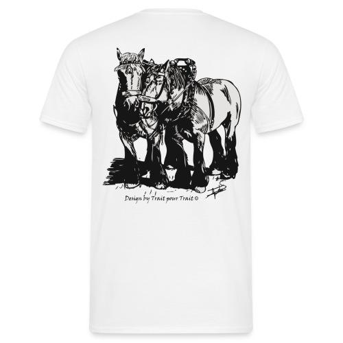e0018 - T-shirt Homme
