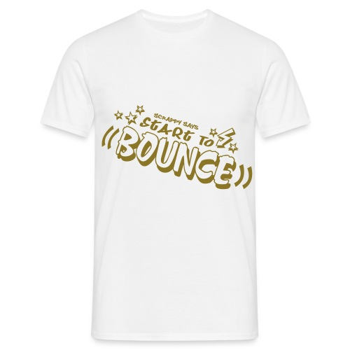starttobounce - Men's T-Shirt