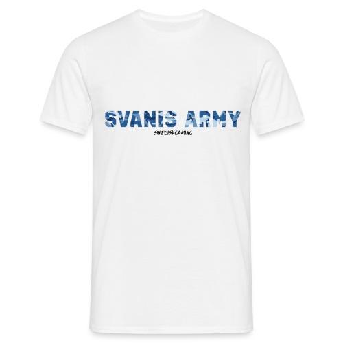 SVANIS ARMY, SWEDISHGAMING - T-shirt herr