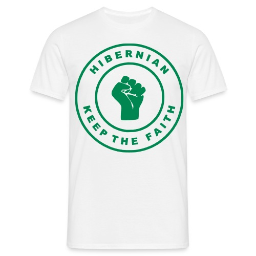 tee hibs ktf - Men's T-Shirt