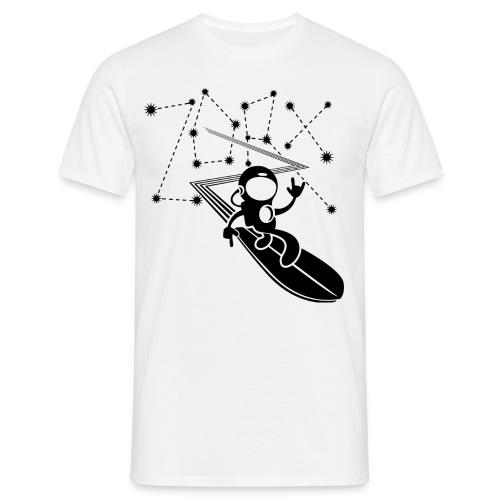 zorx-surfer-cleared_2 - Männer T-Shirt