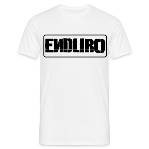 ENDURO MTB - Camiseta hombre