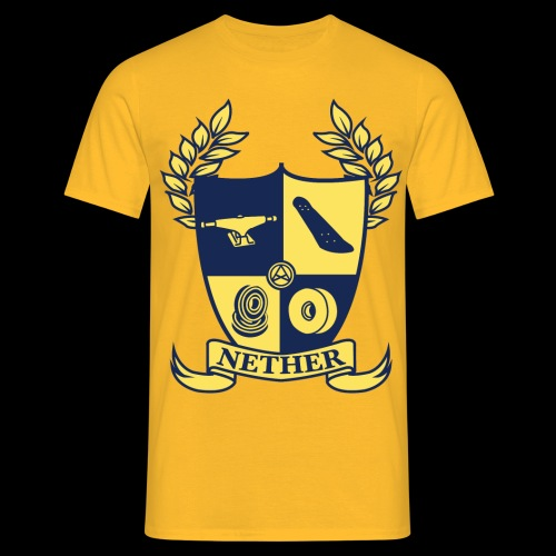Nether College T-Shirt - Maglietta da uomo