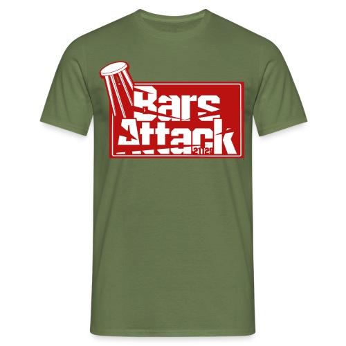 BarsAttack Basic Hamburg - Männer T-Shirt