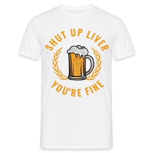 Beer Design - Miesten t-paita