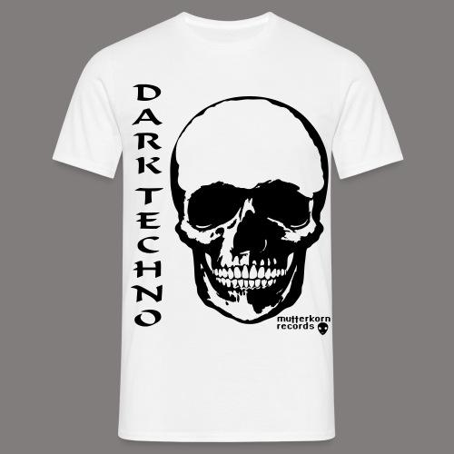 Dark-Techno Skull T-Shirts - Männer T-Shirt