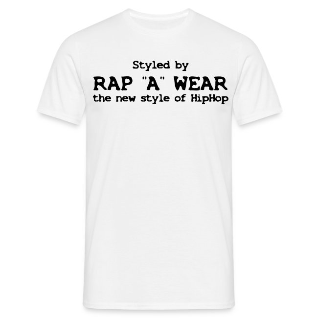 RAP A WEAR Logo
