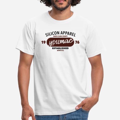 youmac est. MMXVII - Männer T-Shirt