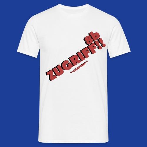 8b png - Männer T-Shirt