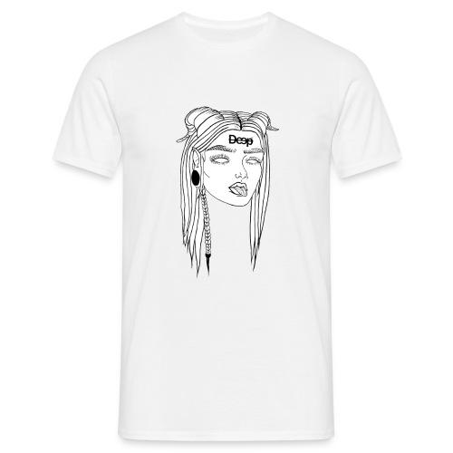 Deep - Girl - Maglietta da uomo
