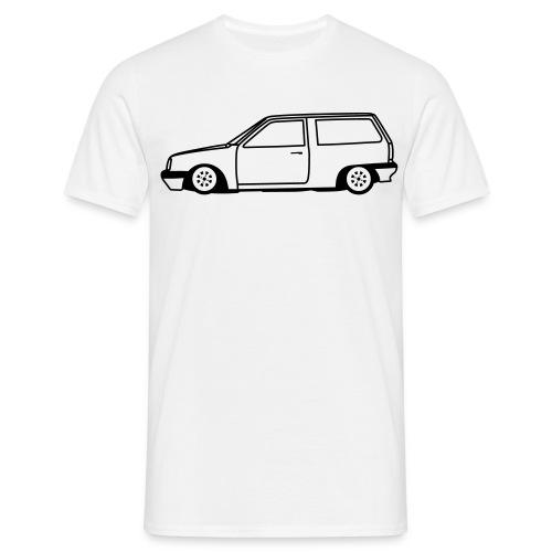 polo dj flex 2 - T-shirt Homme