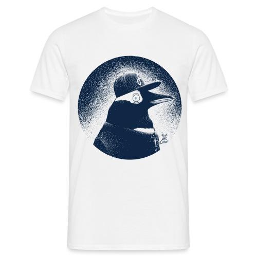 Pinguin dressed in black - Men's T-Shirt