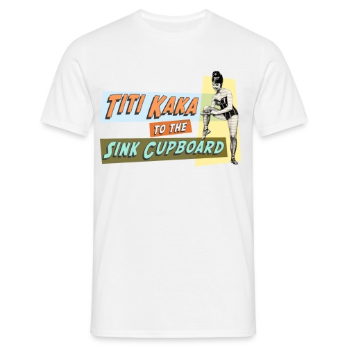 titikaka shirt1 trans - Mannen T-shirt