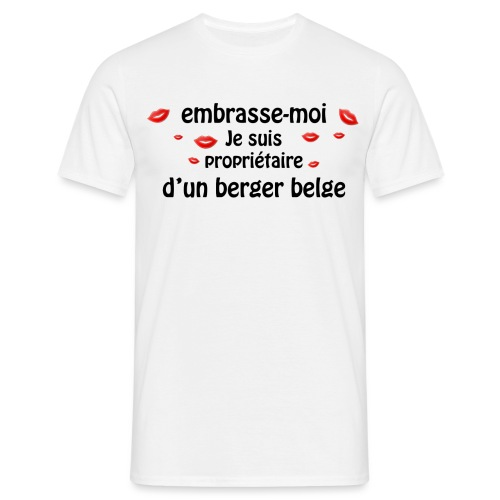 kiss1 - T-shirt Homme