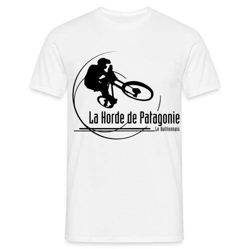 H2P Black Full - T-shirt Homme