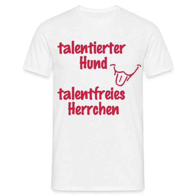 talentfreies herrchen