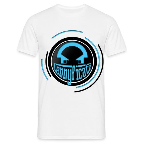 lennyficate logo hq - Männer T-Shirt