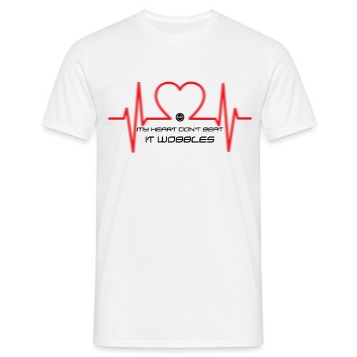 HeartDontBeat - Men's T-Shirt