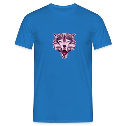 Wolf Dk - Herre-T-shirt