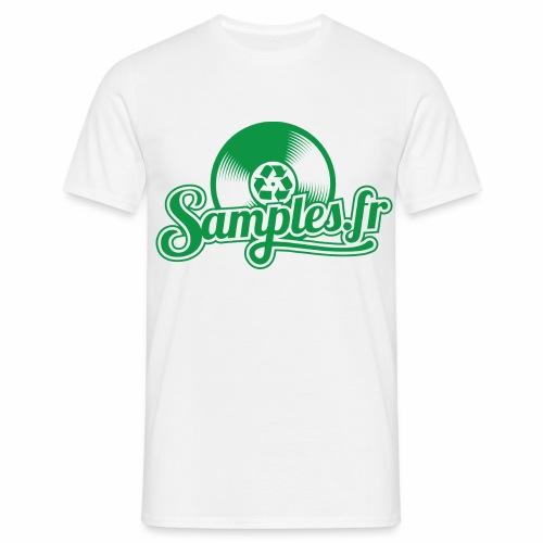 Samples.fr Vert - T-shirt Homme