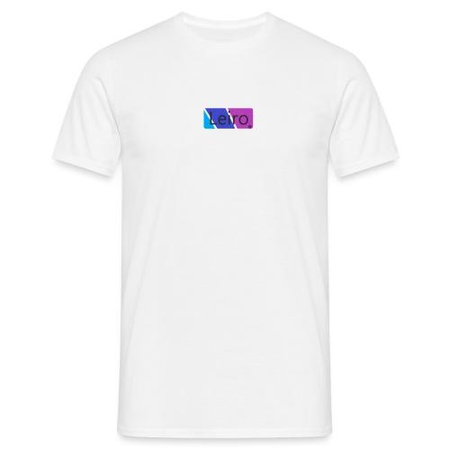 Leiro Gewinner Design - Männer T-Shirt