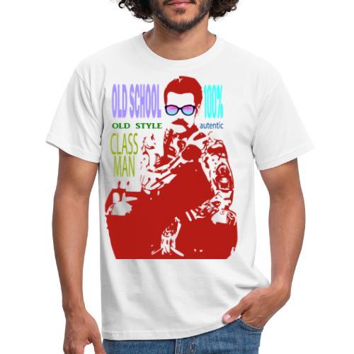 CLASS MAN - Maglietta da uomo