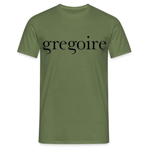 gregoire logo - T-shirt Homme