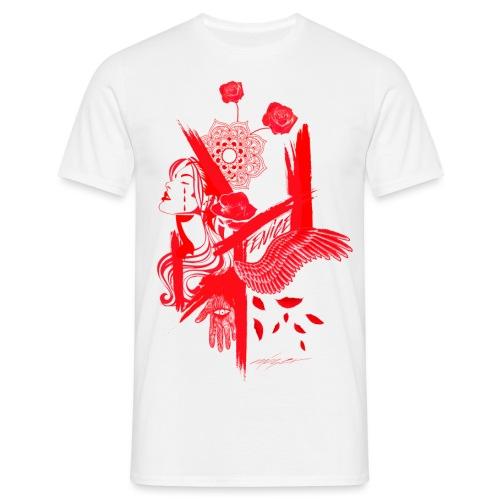 red fenix - Maglietta da uomo