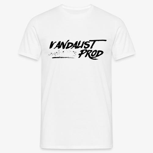 Vandalist Prod - T-shirt Homme