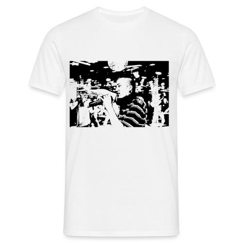 horace comic - Männer T-Shirt