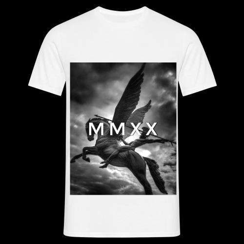 MMXX Pegasus - Männer T-Shirt