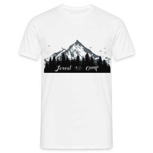 foresta - Maglietta da uomo