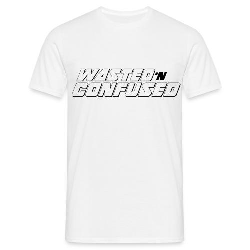 OFFICIAL WNC MERCHANDISE (wit) - Mannen T-shirt